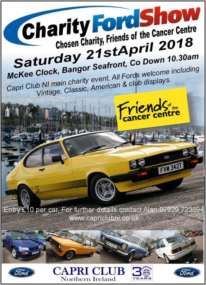 Charity Ford Show, Bangor