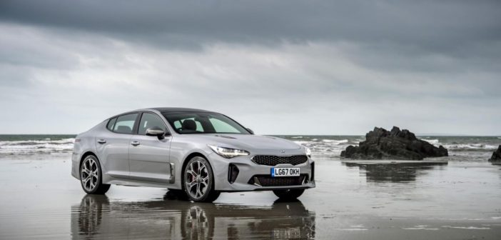 Kia Stinger Surprises: Fast, Stylish, Even Desirable!