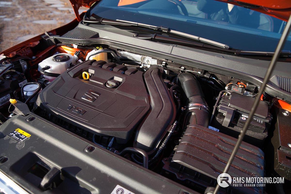 Arona FR Sport Engine