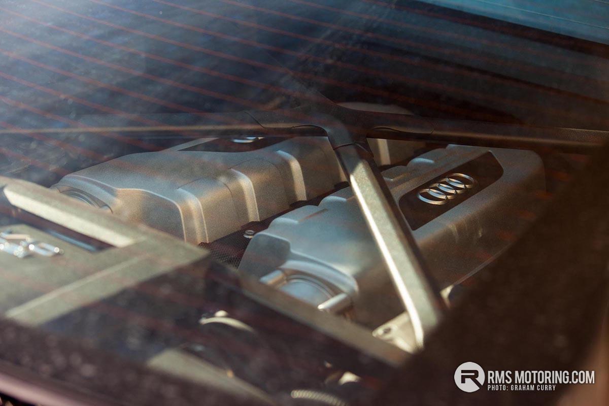 Audi R8 Engine