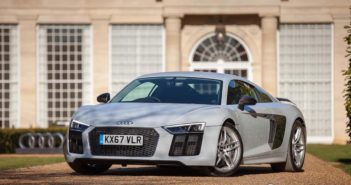 Latest Audi R8 on Test