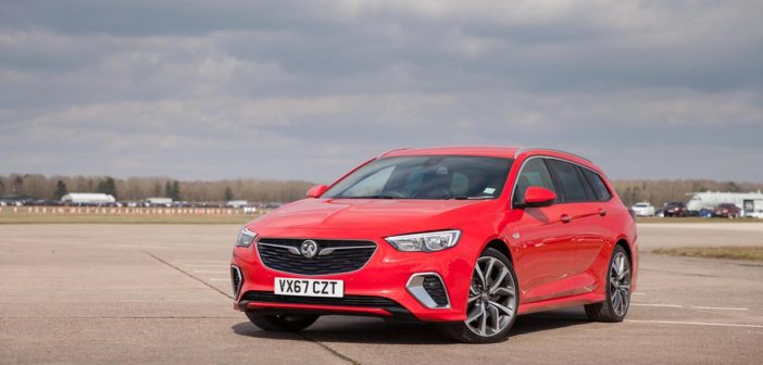 Vauxhall Insignia sees rebirth of the GSI Range