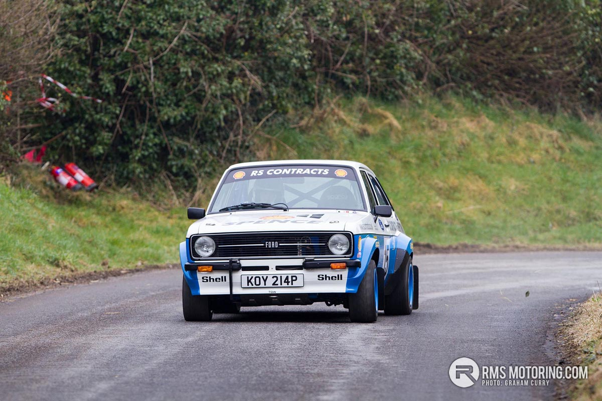Croft Hillclimb April 2018 Image 5