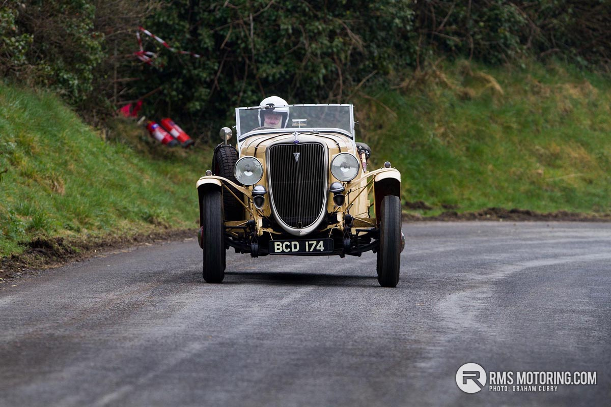 Croft Hillclimb April 2018 Image 2