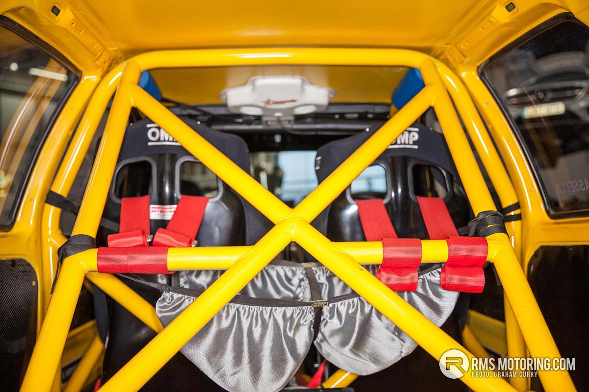 Peugeot 106 Cage