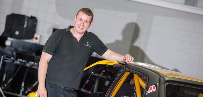 Feature: Alan Cassell's Peugeot 106 Competition Car