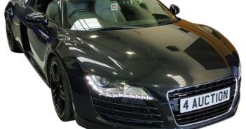 Audi R8 image