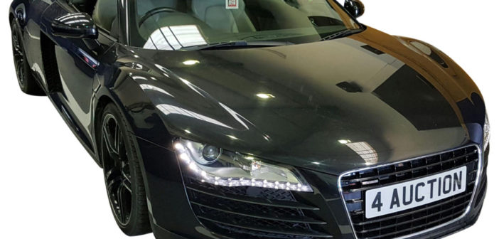Unreserved Luxury Cars At Wilsons Auctions – It's Black And White