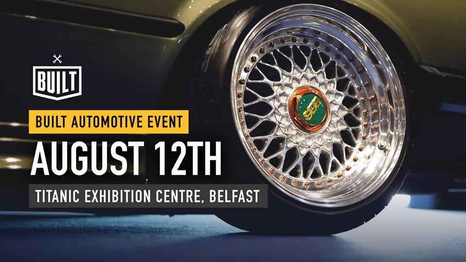 Built Car Show, Titanic Belfast