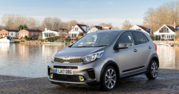 Kia Picanto now has a rugged appeal