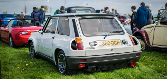 Cars and Coffee at Down Royal - May 2018