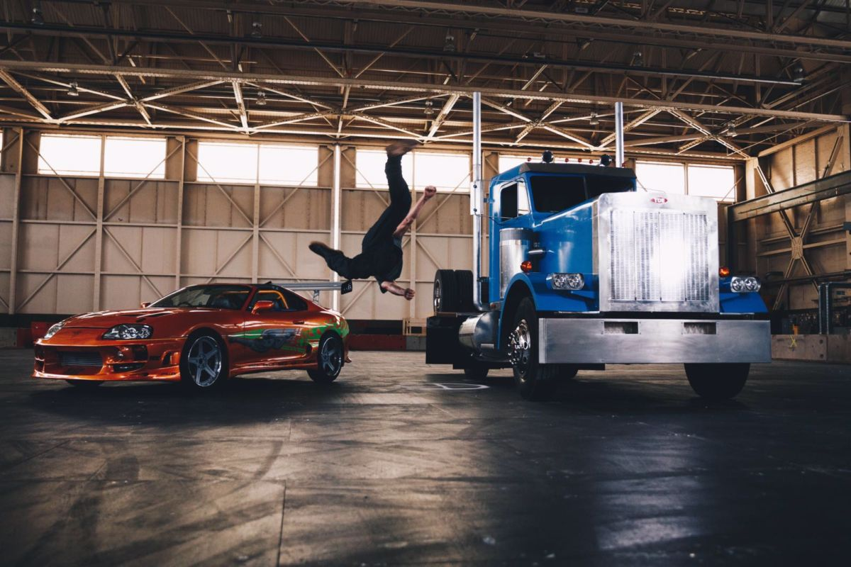 Fast and Furious Live Interview: Lead Stunt Driver Chris Burns