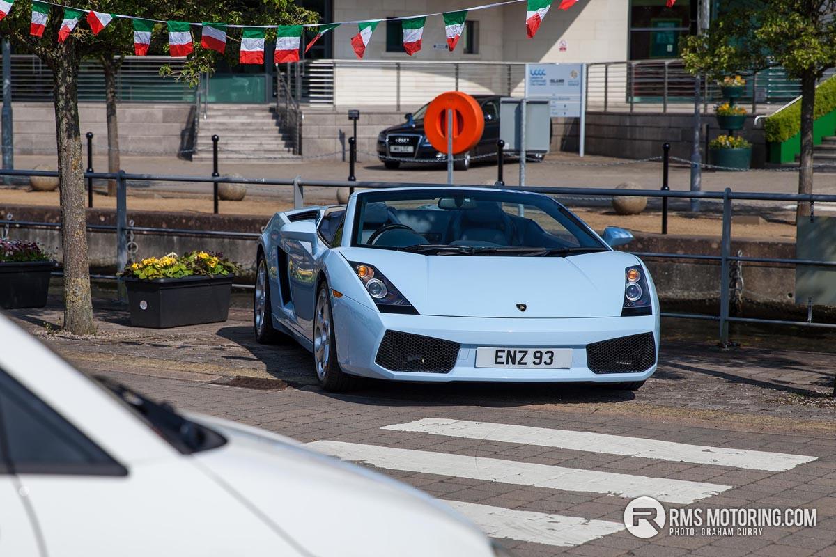 Italian Car Show Returns To Lisburn RMS Motoring - Italian car show