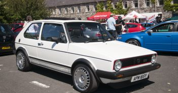 GTINI Host Annual Castlewellan Car Show