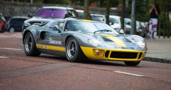 Cannon Run Supercars Hit NI