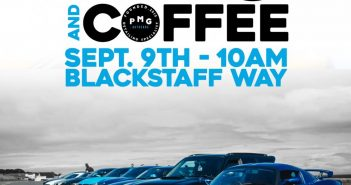 PMG Cars and Coffee