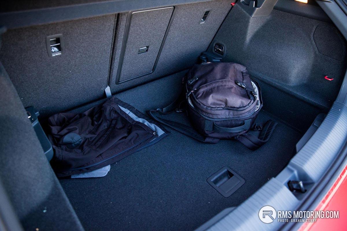 Volkswagen T-Roc Boot