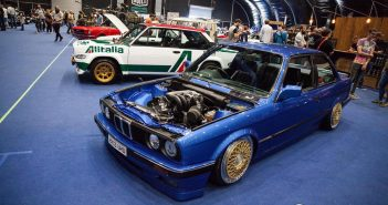 Built to Last: Belfast Car Show Impresses