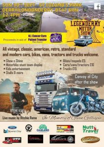Legenderry Motor Show