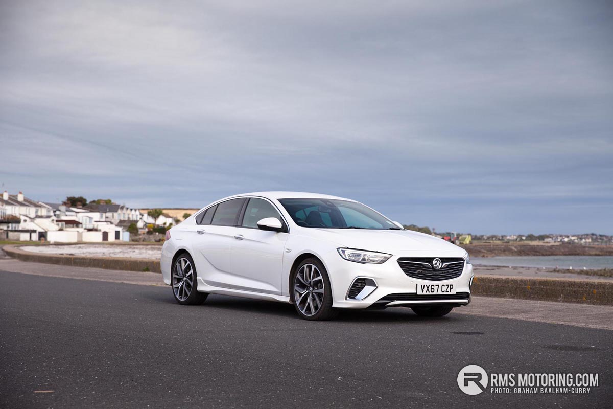 Insignia GSI is a Big Sport - RMS Motoring