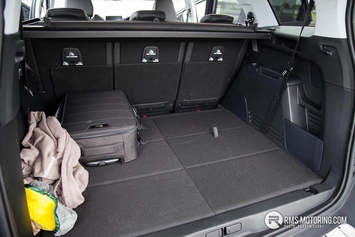 Peugeot 5008 Boot