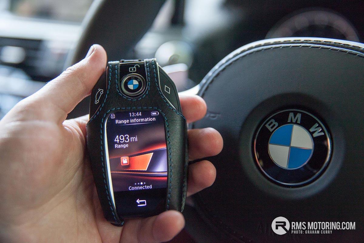BMW X4 Key