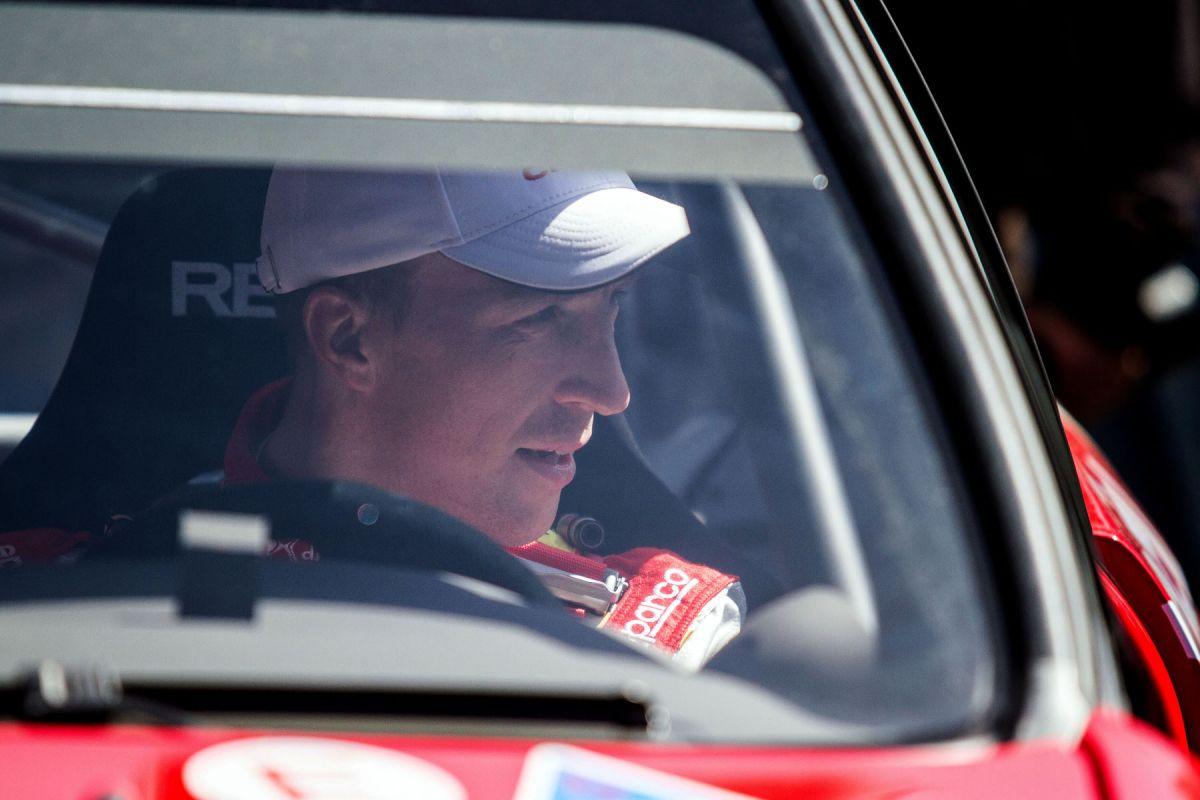 Meeke Returns to Rallying with Toyota