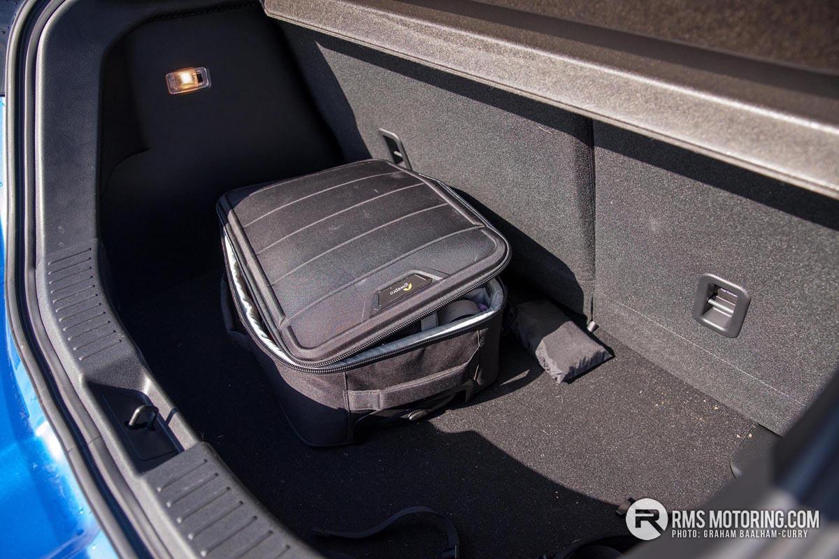 Mazda 2 Boot
