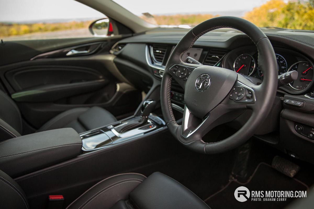 Vauxhall Insignia Inside