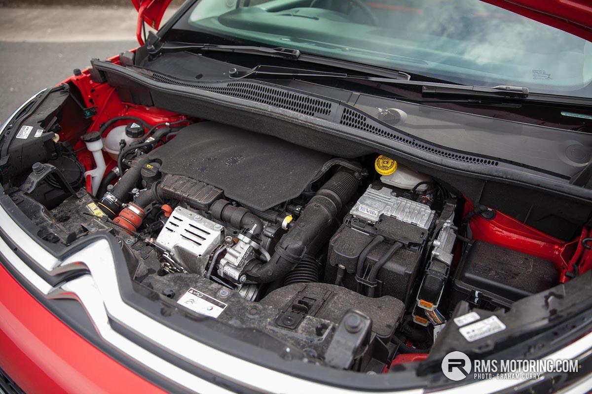 Citroen C3 Aircross Engine