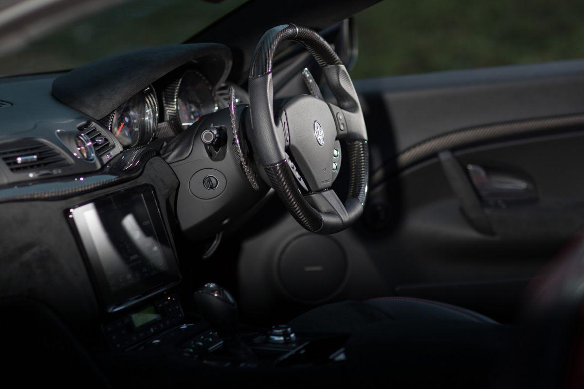 Maserati Grantourismo Steering Wheel