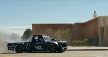 Ken Block Goes Out on Top with Gymkhana 10